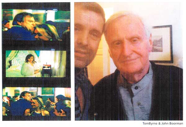 John Boorman and Tom Byrne